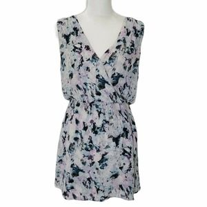 Parker Silk Dress Open Back Size Small Casual